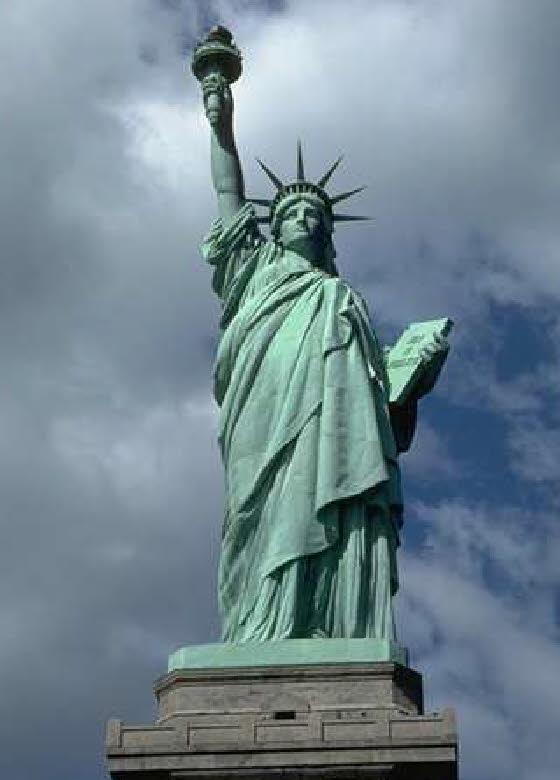 Narrative essay lady liberty